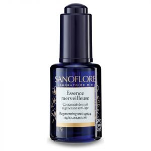 Sanoflore Essence Merveilleuse Regenerating Anti-Ageing Night Oil 30 Ml
