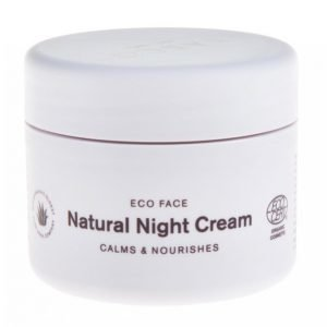 Sasco Eco Face Natural Night Cream Yövoide