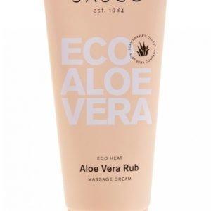 Sasco Eco Heat Aloe Vera Rub Linimentti