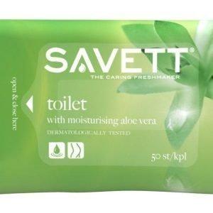 Savett Toilet Täyttöpakkaus 50 Kpl