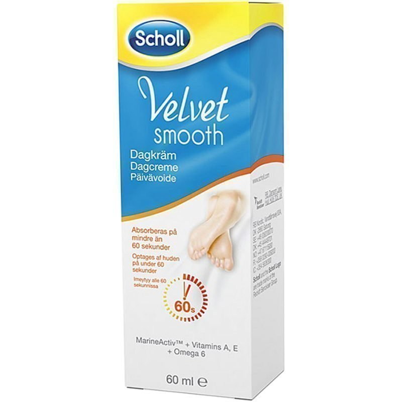 Scholl Velvet Smooth Day Cream 60ml