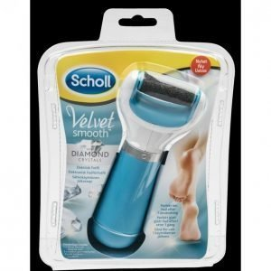 Scholl Velvet Smooth Diamond Jalkaraspi