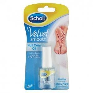 Scholl Velvet Smooth Kynsiöljy 7