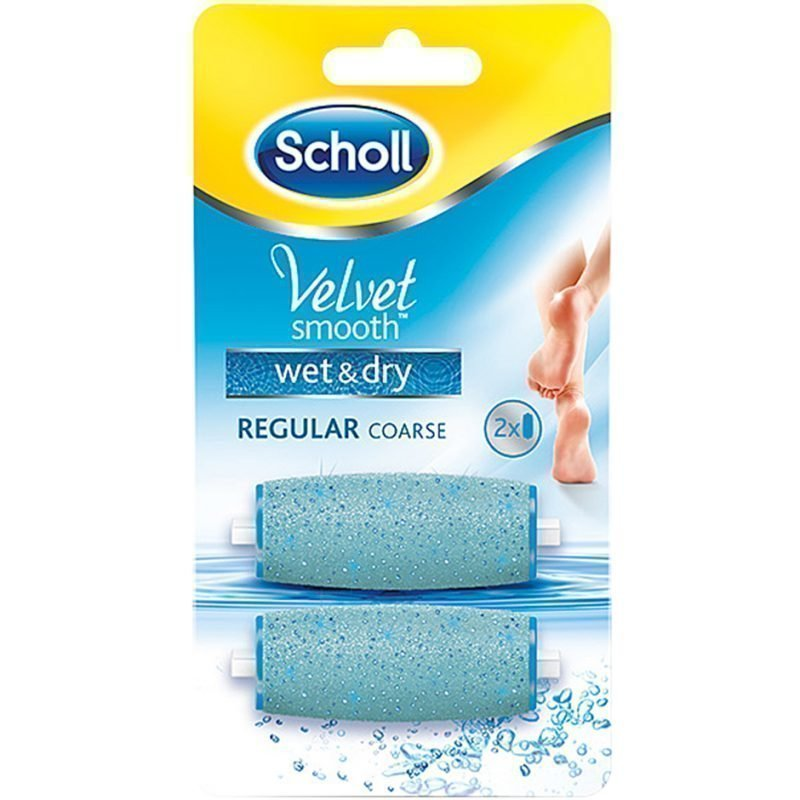 Scholl Velvet Smooth Wet & Dry Refill