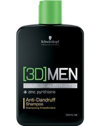 Schwarzkopf 3D Mension Anti-Dandruff Shampoo 250ml