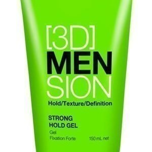 Schwarzkopf 3D Mension Strong Hold Gel