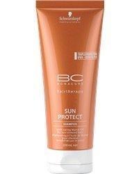Schwarzkopf BC Sun Protect Shampoo 200ml
