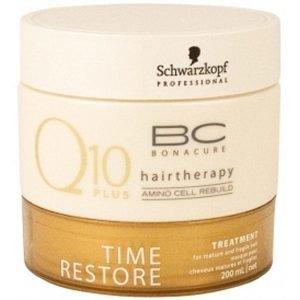 Schwarzkopf Bc Bonacure Time Restore Q10 Treatment 200 Ml