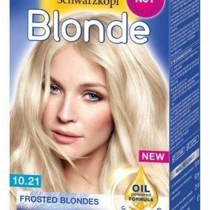 Schwarzkopf Blond 10.21 Icy Vanilla Hiusväri