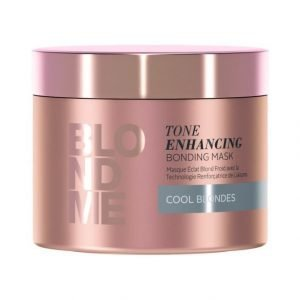 Schwarzkopf Blond Me Blondme Bm Tone Enhancing Bonding Mask Cool Blondes Tehohoito 200 ml