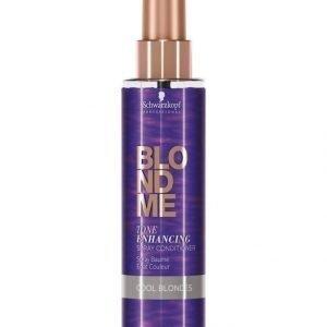 Schwarzkopf Blond Me Blondme Tone Enhancing Hoitosuihke 150 ml