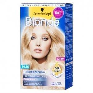 Schwarzkopf Blonde 10.19 Pastel Rose Hiusväri