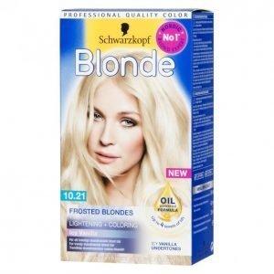 Schwarzkopf Blonde 10.21 Icy Vanilla Hiusväri