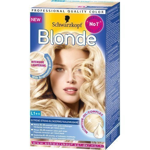 Schwarzkopf Blonde Extreme Strong Lightening L1++