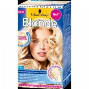 Schwarzkopf Blonde L1 + + Extreme Strong Hiusväri