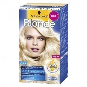 Schwarzkopf Blonde L1++ Vaalennusaine