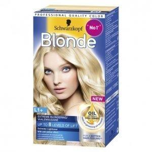 Schwarzkopf Blonde L1+ Vaalennusaine