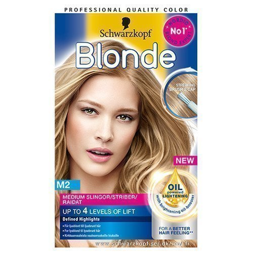 Schwarzkopf Blonde Medium Highlights M2