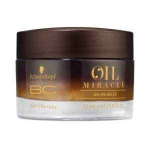 Schwarzkopf Bonacure Bc Bonacure Bc Oil Miracle Oil In Gelée Öljygeeli 50 ml