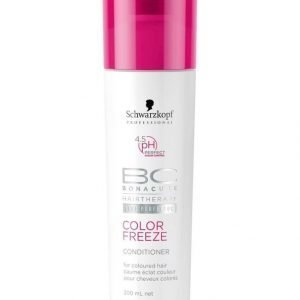 Schwarzkopf Bonacure Color Freeze Conditioner Hoitoaine 250 ml