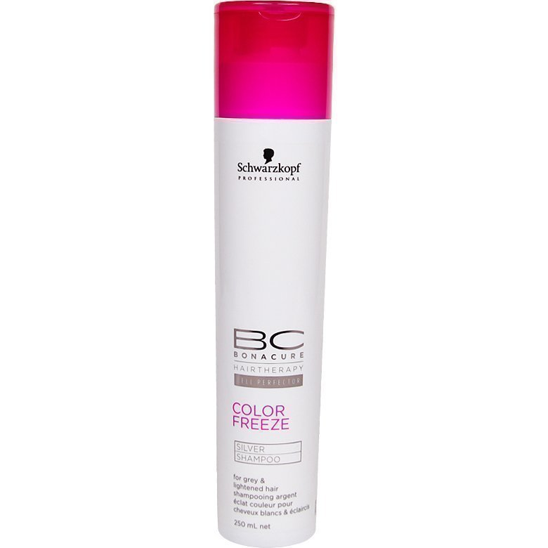 Schwarzkopf Bonacure Color Freeze Silver Shampoo 250ml