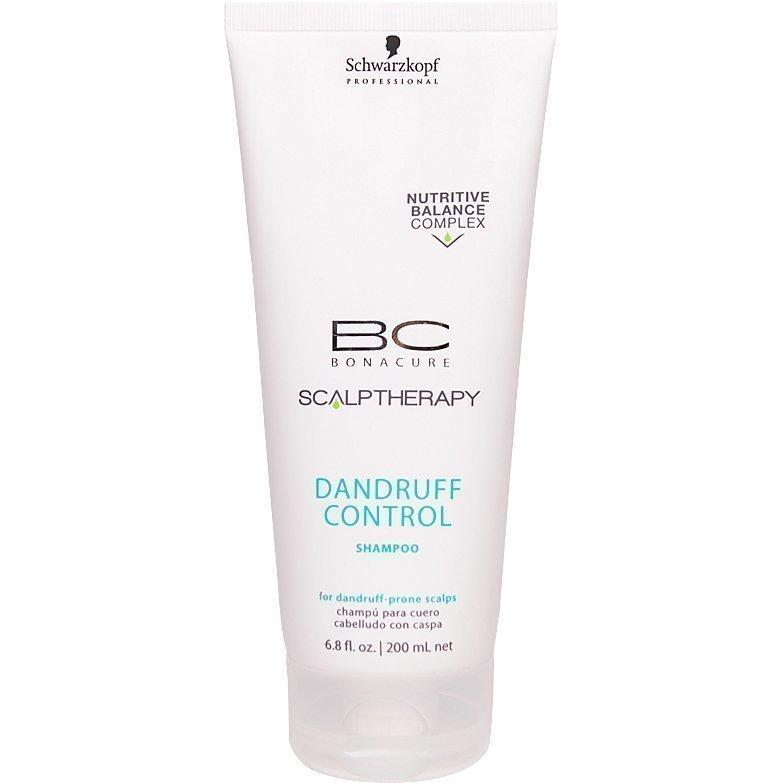 Schwarzkopf Bonacure Dandruff Control Shampoo 200ml