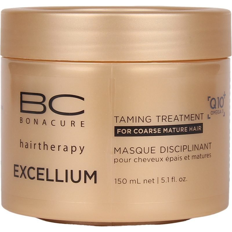 Schwarzkopf Bonacure Excellium Taming Treatment 150ml