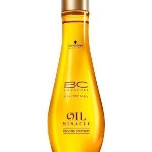 Schwarzkopf Bonacure Oil Miracle Finishing Treatment Silottava Hoitoöljy 100 ml