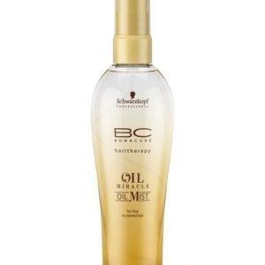 Schwarzkopf Bonacure Oil Miracle Mist For Fine Hair Kuivaöljysuihke 100 ml