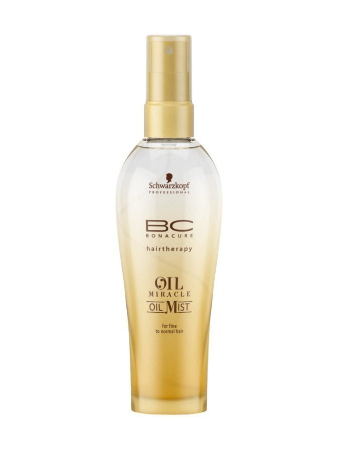 Schwarzkopf Bonacure Oil Miracle Mist For Fine Hair Kuivaöljysuihke 100 ml