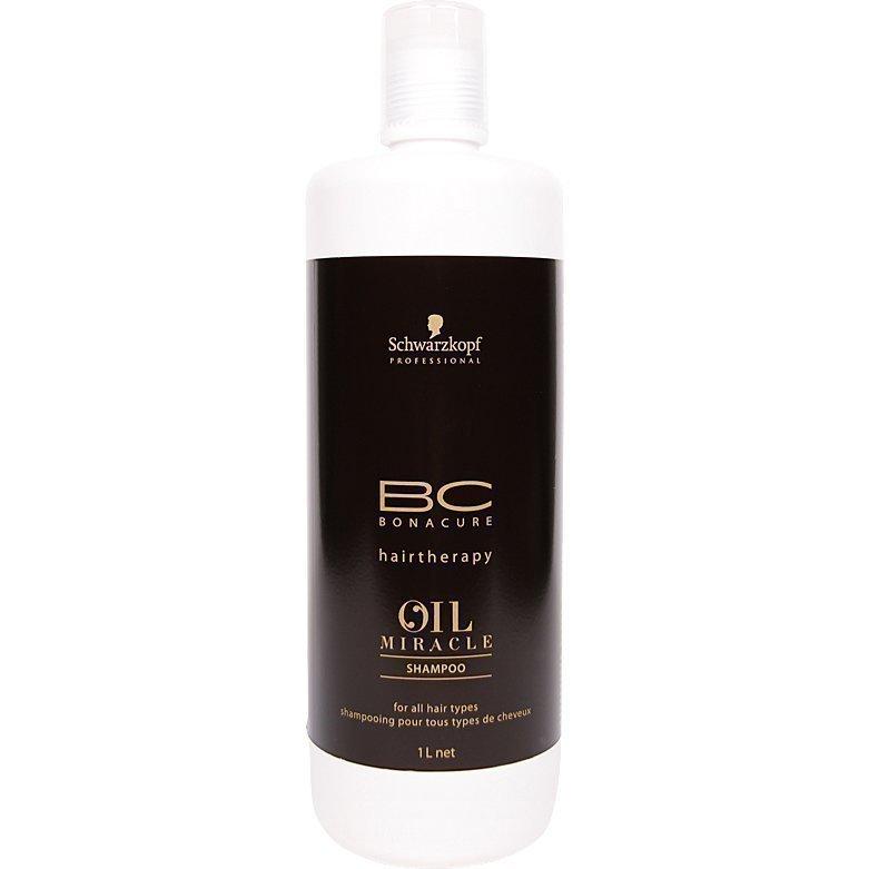 Schwarzkopf Bonacure Oil Miracle Shampoo 1000ml