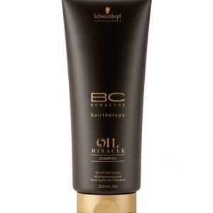 Schwarzkopf Bonacure Oil Miracle Shampoo 200 ml