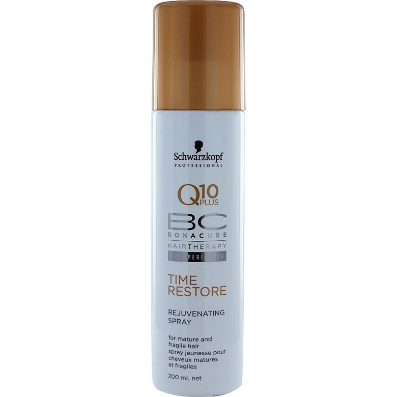 Schwarzkopf Bonacure Q10 Time Restore Rejuvenating Spray 200ml