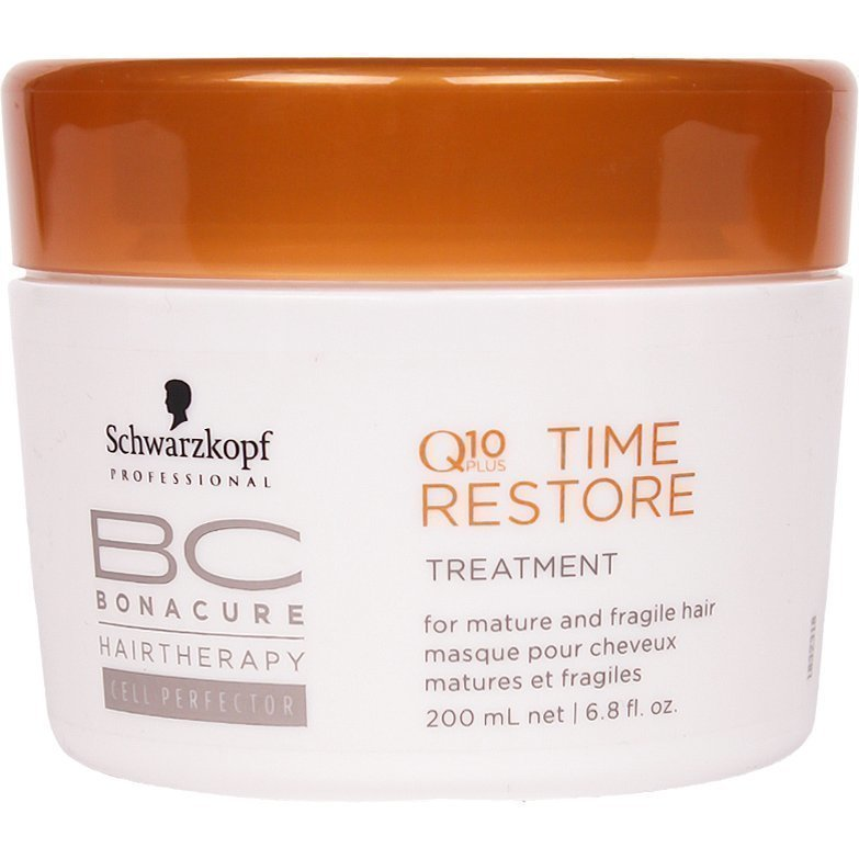 Schwarzkopf Bonacure Q10 Time Restore Treatment 200ml