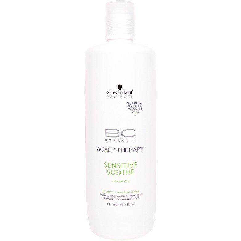 Schwarzkopf Bonacure Sensitive Soothe Shampoo 1000ml
