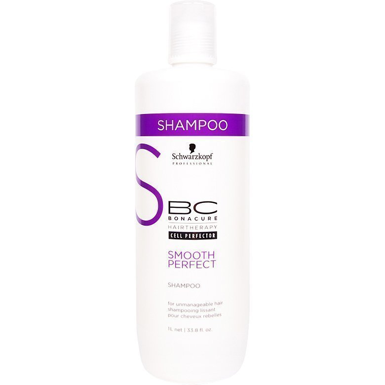 Schwarzkopf Bonacure Smooth Perfect Shampoo 1000ml