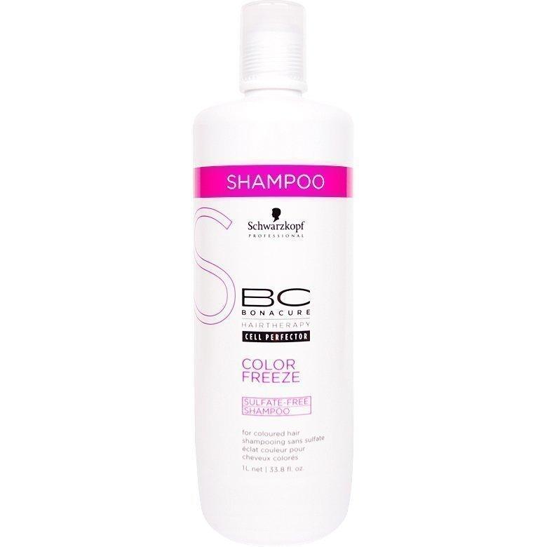 Schwarzkopf BonacureFree Shampoo 1000ml