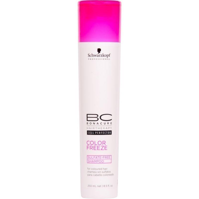 Schwarzkopf BonacureFree Shampoo 250ml