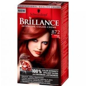 Schwarzkopf Brill 872 Intensiivinen Punainen Hiusväri