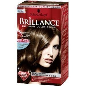 Schwarzkopf Brillance Intensive Color-Creme 862 Natural Brown