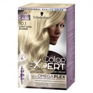 Schwarzkopf Color Expert 10.1 Light Cool Blonde Hiusväri