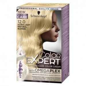 Schwarzkopf Color Expert 12.0 Ultra Light Natural Blonde Hiusväri