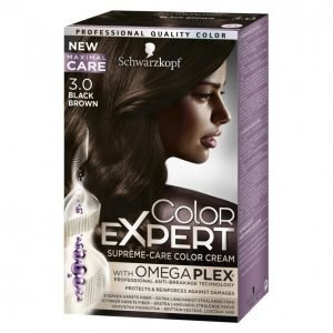 Schwarzkopf Color Expert 3.0 Black Brown Hiusväri