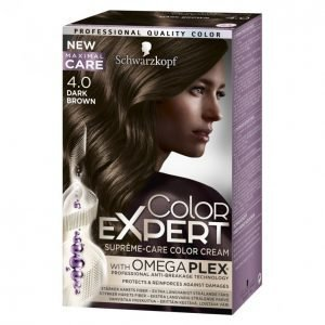 Schwarzkopf Color Expert 4.0 Dark Brown Hiusväri