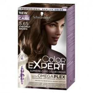 Schwarzkopf Color Expert 5.65 Chestnut Brown Hiusväri