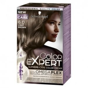 Schwarzkopf Color Expert 6.0 Light Brown Hiusväri