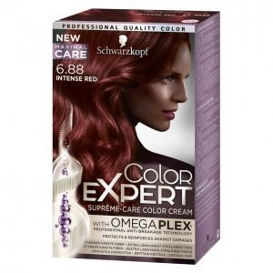 Schwarzkopf Color Expert 6.88 Intense Red Hiusväri