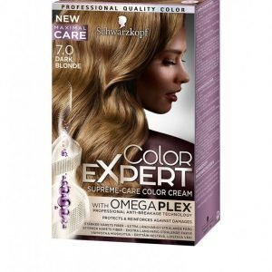 Schwarzkopf Color Expert Hiusväri Dark Blonde