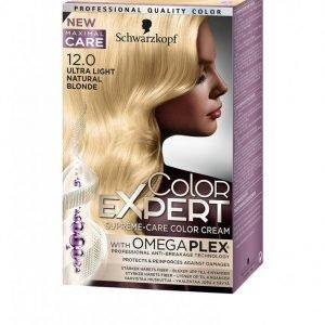 Schwarzkopf Color Expert Hiusväri Ultra Light Natural Blonde