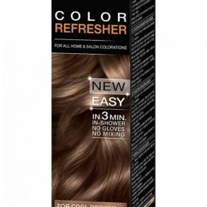 Schwarzkopf Color Refresher Cool Browns Hiusväri